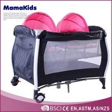 children sleeping cot European style good quality baby canopy crib