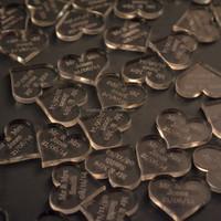 Clear Plastic Acrylic Engravable Shapes & Christmas Ornaments Acrylic Heart Bell Star Shape Christmas Ornaments