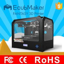 EcubMaker grand look black case/3 dimension/ prototyping machine