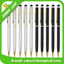 Crystal stylus pen of slim type new design