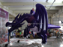 inflatable dragon toy