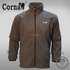 New fashion design keep warm high breathability man fleece jacket