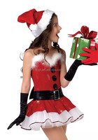 red tutu dress for Christmas-Merry Christmas- Christmas gift for children