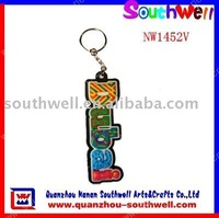 Polyresin Promotional Key chains