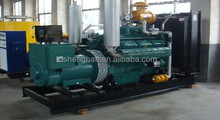 China manufacturer ! 250kva p3 natural gas power generators with American engine