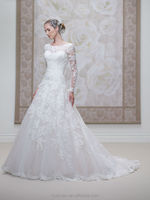 White V neck Strap Mother Of The Bride Beach Wedding Dress
