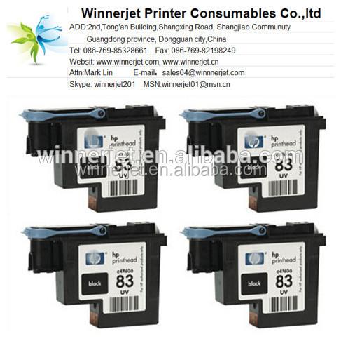 Cabezal de impresión para Hp Designjet 5000 5500 impresora para el 83 del cabezal de impresión