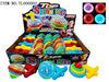 High quality creative plastic flashing top toy