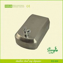 Best price wall mount multifunction stainless steel sensitive soap dispenser