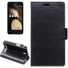 funky mobile phone case PU Leather wallet case for zenfone c case cover
