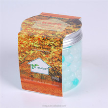 long lasting perfumes smell/deodorant gel container_ aromatic bead wholesale
