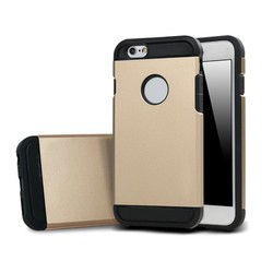 For Iphone 6 Case, Hybrid Hard Slim Armor PC TPU Mobile Phone Case For Iphone 6 4.7