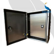 Saipwell 600*500*250MM waterproof outdoor electric Stainless steel 3 phase power distribution box
