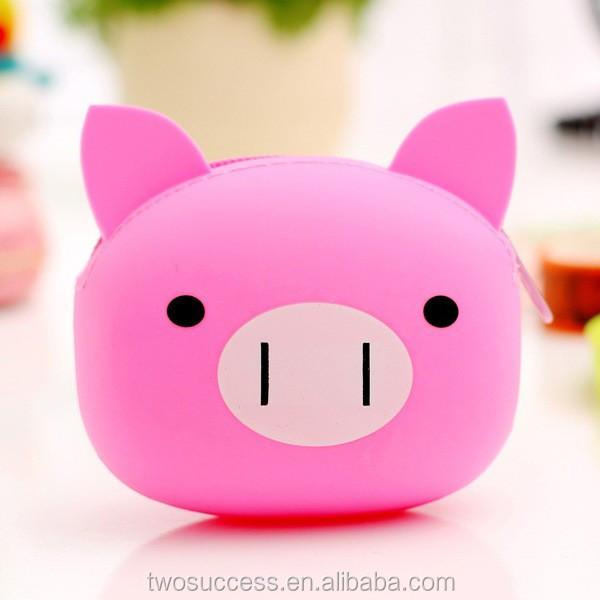 Silicone Animal Zipper Mini Wallet Bag.jpg