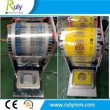 manual sealed lunch box sealer machine