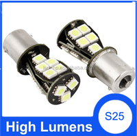 Hot sale factory ba15s led canbus light bulb 21smd auto light BA15s 1156 12V turn/ break light replacement , 1156 led canbus