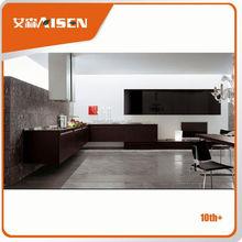Advanced Germany machines wood furniture design kitchen table