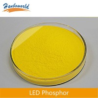 low price bright yellow color led phosphor