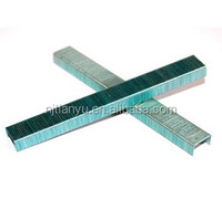 All kinds of fine wire staples , chisel point industrial staple