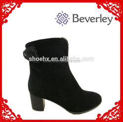 China manufacture ladies dress boots