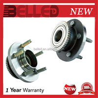 513202 Ford Crown Lincoln Town Mercury Grand Marquis Axle Bearing And Hub Assembly