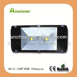 led tunnel lighting outdoor 180w led flood ztl