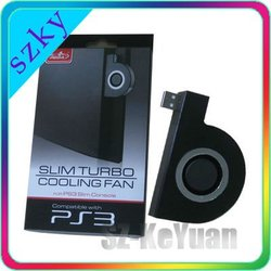 USB cooling fan for PS3