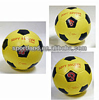 PU foam soccer ball for promotion
