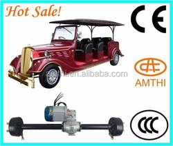 Enclosed 3 Wheel Motorcycle/Differential Motor/Motorcycle Part,48v 1000w Differential Motor,AMTHI