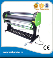 65 inch hot and cold laminator.single side cold laminator .roller to roller laminator-ADL-1600H1