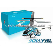 Avatar Blue Z008 4 Channel 4CH Gyro Remote Control RC Mini Helicopter Z Series