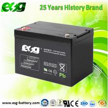 GEL battery 12v 70ah VRLA AGM battery