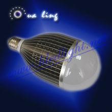 9W E27 socket led lighting bulb from Shenzhen factory