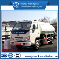 Foton 4X2 1500L high pressure suction truck for sale,small vacuum truck,sewage truck