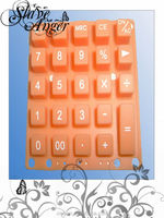 Factory Price Epoxy Silicone Keypad