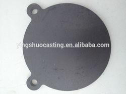 custom 5-15mm thickness AR500 steel target