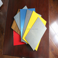 fire rated aluminum composite panel building material
