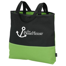 Alibaba China custom dual long shoulder straps london shopping bag