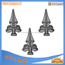 China Product wrought iron spearhead