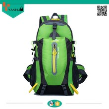 wholesale large bulk ventilate system high quality portable nylon camping backpack big travel for teens hiking