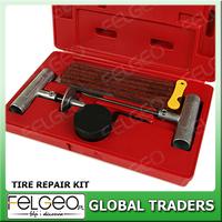 Profesional Car Auto Tubeless Tire Repair Kit Tools