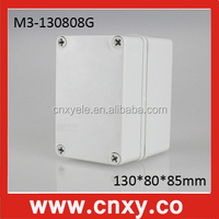 NEW pvc electrical switch box 130*80*85