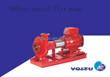 horizontal fire pump