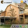 wpc wood plastic composite exterior wall siding panel
