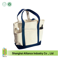 Wholesale 2015 New Advertising Gifts Customized Printed 100% Cotton Canvas Tote Bag