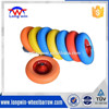 Small hot tyres rubber wheels