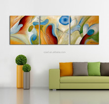 Latest Abstract Wall Painting Designs Images