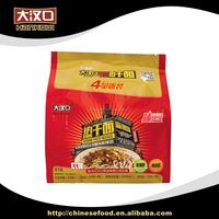 Hot brand good taste hot whole wheat ramen noodles