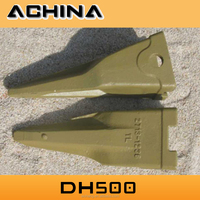 high quality excavator and loader bolt on bucket teeth