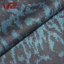 92% Polyester 8% Nylon Knitting Jacquard Ladies' Fashion Fabric